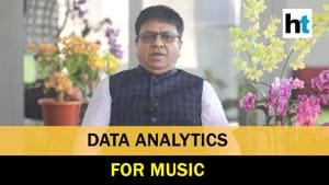 Atul Temurnikar on how data analytics for music will help improve perfo...