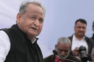 Ashok Gehlot speaks to PM, sends memorandum to President