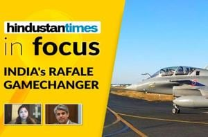 Rafale boost for Air Force: How it helps India's air power amid China t...
