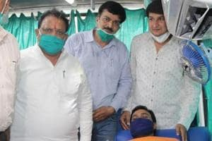 Plasma donation has given life to people: Rajasthan health minister