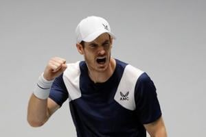 Andy Murray calls for more mixed-gender events on main tours
