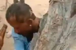 Rajasthan man tied to tree, beaten and forced to drink urine for illicit affair