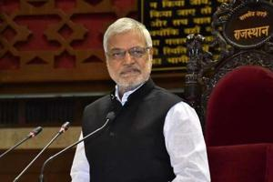 Rajasthan BJP chief demands Speaker CP Joshi's resignation on moral grounds