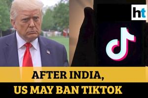 'TikTok may be banned in US,' says President Donald Trump