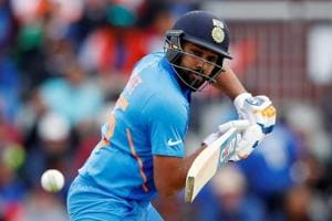 'The condition was challenging': Rohit Sharma picks his favourite century of World Cup 2019