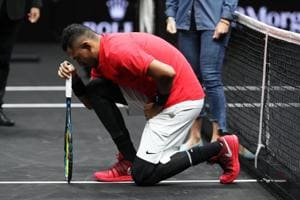 'We can rebuild our sport and the economy, but we can never recover lives lost': Nick Kyrgios explains reason for missing US Open
