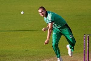 Ireland pacer reprimanded for using 'inappropriate' language against Bairstow