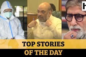 Editorji News Wrap: Home Minister Amit Shah tests Covid+, Big B recovers