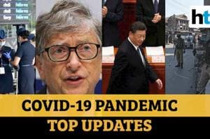 Covid update: China allows Indians to return; Bill Gates on vaccine