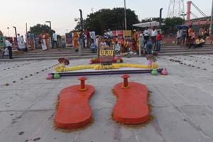 Covid-19 protocols in place as Ayodhya gears up for grand Ram Temple ceremony