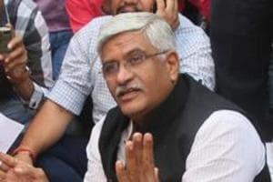 Rajasthan HC reserves order on petition seeking quashing of probe against Union minister Shekhawat