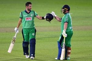 Stirling, Balbirnie hit tons, Ireland go past India's NatWest feat to script record chase in England