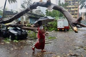 After logging highest rainfall of the season, Mumbai braces for more