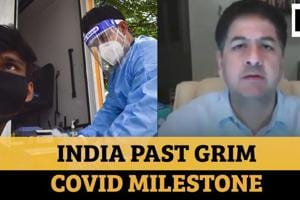 Vikram Chandra on India crossing 2 million Covid cases, other top stori...