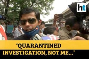 'Quarantined investigation, not me': Bihar officer probing Sushant's de...
