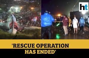 Kozhikode crash: Rescue operation ends, Civil Aviation Minister forms probe...