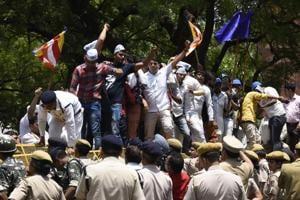 Gwalior SP's 'radio message' sparks row about Bhim Army's anti-Hinduism 'propaganda'