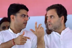 Sachin Pilot meets Rahul Gandhi in Delhi, sows hope of 'positive outcome'
