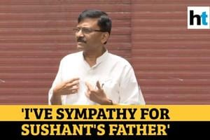 'Sushant Singh Rajput was not on good terms with his father': Sanjay Ra...