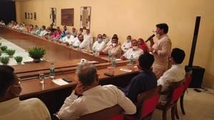 'Betrayers shouldn't be allowed to come back': Rajasthan Cong MLAs at CLP meet