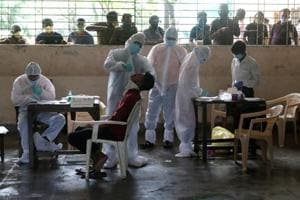 Bihar's creaky health care system struggles to curb surging Covid infections