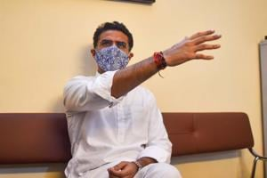 Sachin Pilot back in Jaipur, says there shouldn't be any vendetta politics