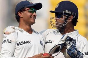 'His leadership will be hard to match': Ganguly pays tribute to MS Dhoni