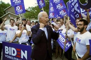 Joe Biden offers full-throated support to India against China, Pakistan