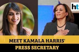 Kamala Harris appoints Indian American Sabrina Singh as press secretary...