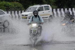 Why Noida handles rain better than Gurugram