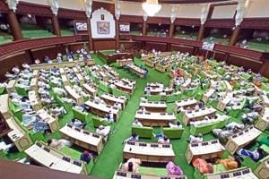 Uproar in Rajasthan assembly over issue of Covid management, House adjourned thrice
