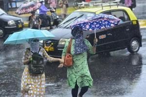 Parts of Rajasthan receive light to moderate rainfall