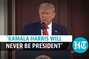 Donald Trump says Covid vaccine may be ready by October, slams Biden & ...