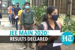 JEE Main Result 2020 announced by NTA: Check results on this website