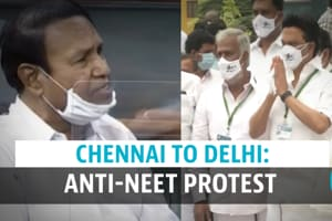 'Future doctors committed suicide': DMK slams NEET in Parliament, day after...