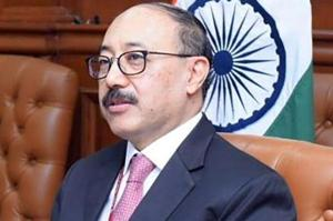 'Committed to global order based on rules post-Covid-19': Harsh Shringla