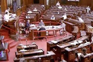 Rajya Sabha holds crucial meeting as Oppn boycotts Parliament proceedings