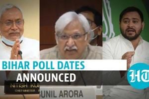 Bihar Assembly Elections 2020: Voting in 3 phases; Results on 10th Nove...