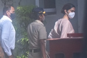 Deepika Padukone reaches NCB office, questioning in drug case underway