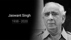 Jaswant Singh, founding member of the BJP and former Union minister, passes away
