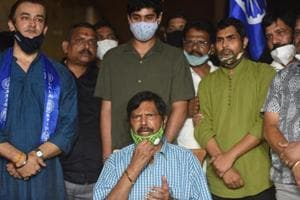Join NDA, may get 'big' post: Union minister Athawale urges Sharad Pawar