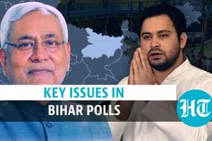 Bihar Assembly polls 2020: Five key issues in Nitish Vs Tejashwi battle