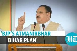 'Easy to give speeches, need 56-inch chest to work for poor': JP Nadda