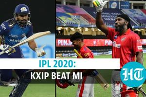 IPL 2020: Kings XI Punjab win in second Super Over after scores level t...