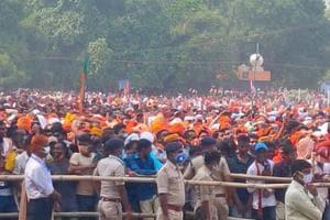 Bihar is writing history of progress, prosperity under Nitish Kumar: Adityanath