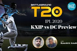 CSK vs RR Review and KXIP vs DC Preview on Battleground T20