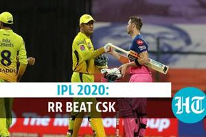 IPL 2020: Rajasthan Royals push CSK to bottom with seven-wicket win