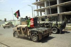 Special Taliban unit ambush Afghan forces butchering 34 during peace talks