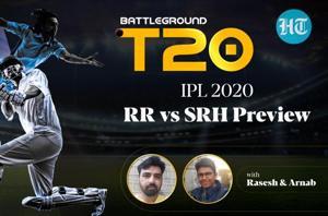 KKR vs RCB and RR vs SRH Preview on Battleground T20