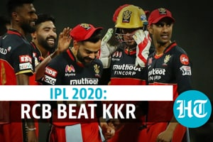 IPL 2020: Mohammed Siraj shines as RCB thrash KKR by 8 wickets